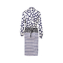 Authentic Pre Owned Diane Von Furstenberg Terry Wrap Dress (PSS-564-00008) - Thumbnail 1