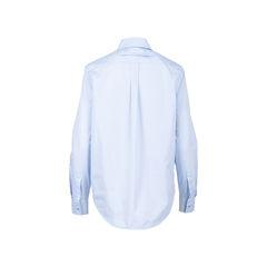 Balenciaga oversized shirt 2?1543472583