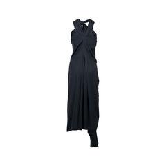 Prada pleated gown 2?1543472619