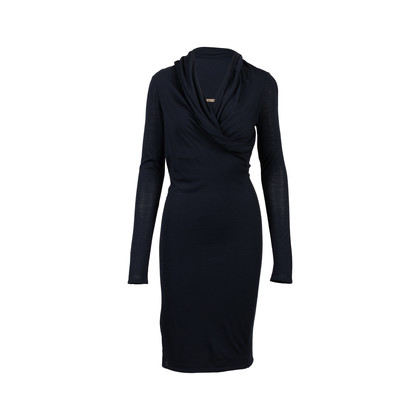 Authentic Pre Owned Alexander McQueen Asymmetrical Hood Dress (PSS-564-00010)