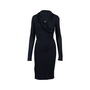 Authentic Pre Owned Alexander McQueen Asymmetrical Hood Dress (PSS-564-00010) - Thumbnail 0