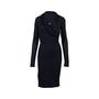 Authentic Second Hand Alexander McQueen Asymmetrical Hood Dress (PSS-564-00010) - Thumbnail 0