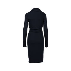Alexander mcqueen asymmetrical hood dress 2?1543472639