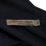 Authentic Second Hand Alexander McQueen Asymmetrical Hood Dress (PSS-564-00010) - Thumbnail 2