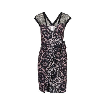 Authentic Second Hand Diane Von Furstenberg Kieran Wrap Dress (PSS-564-00011)