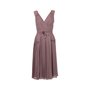 Authentic Second Hand Burberry Pleated Wrap Dress (PSS-564-00012) - Thumbnail 0