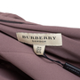Authentic Second Hand Burberry Pleated Wrap Dress (PSS-564-00012) - Thumbnail 2