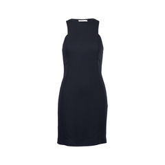 Open-Back Sheath Dress