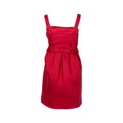 Derek lam silk pleated dress 2?1543472735
