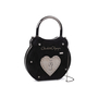 Authentic Second Hand Charlotte Olympia Chastity Padlock Bag (PSS-200-01538) - Thumbnail 1
