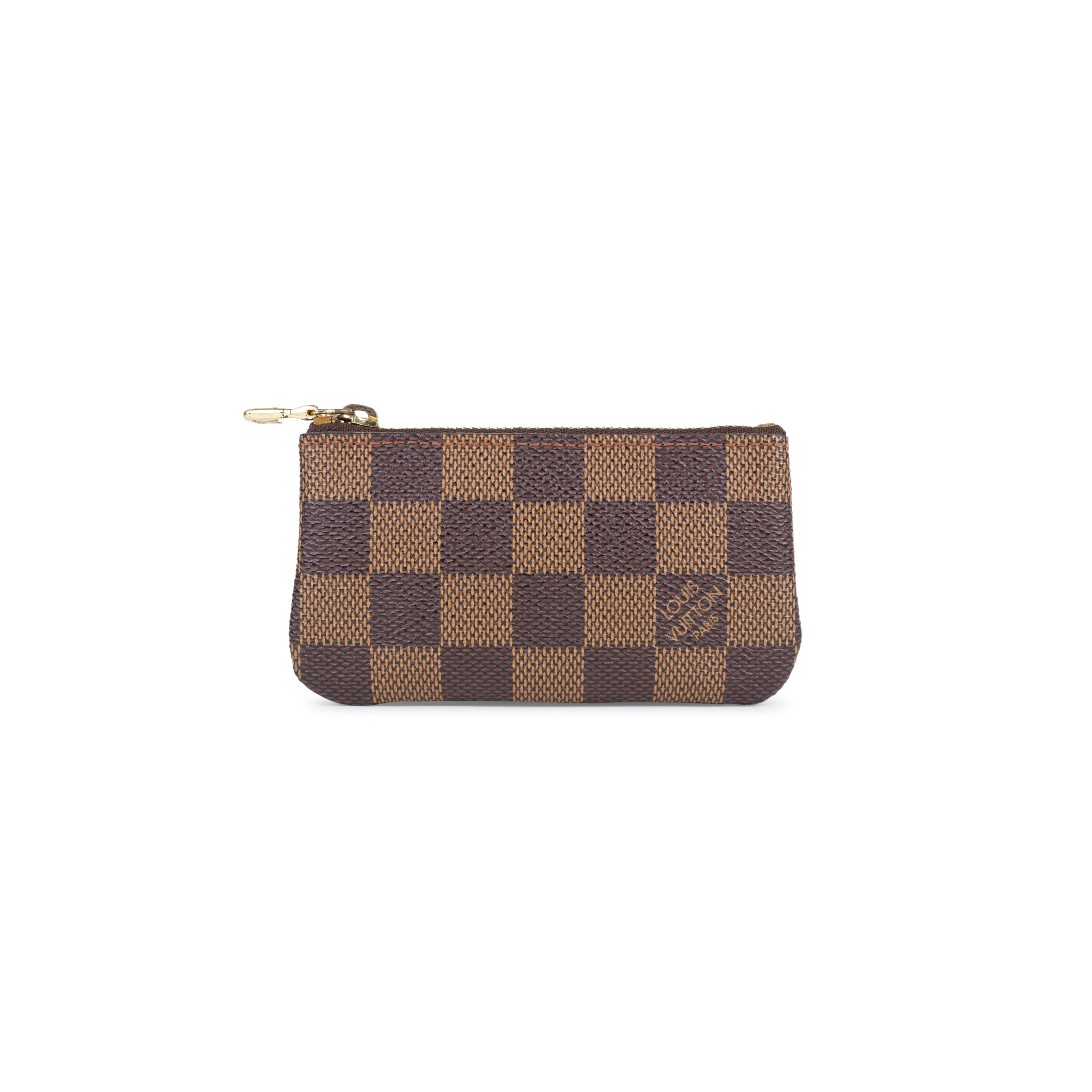 f4c22f6d1059 Authentic Second Hand Louis Vuitton Damier Key Clutch (PSS-200-01540 ...