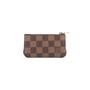 Authentic Second Hand Louis Vuitton Damier Key Clutch (PSS-200-01540) - Thumbnail 1