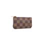 Authentic Second Hand Louis Vuitton Damier Key Clutch (PSS-200-01540) - Thumbnail 2