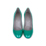 Authentic Pre Owned Sergio Rossi Patent Pumps (PSS-549-00001) - Thumbnail 0