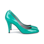 Authentic Pre Owned Sergio Rossi Patent Pumps (PSS-549-00001) - Thumbnail 4