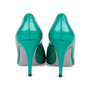 Authentic Pre Owned Sergio Rossi Patent Pumps (PSS-549-00001) - Thumbnail 5
