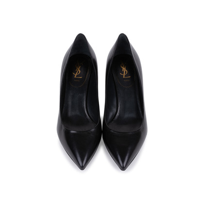 Authentic Second Hand Yves Saint Laurent Pointed Toe Pumps (PSS-549-00002)