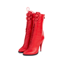 Authentic Second Hand Givenchy Lace Up Boots (PSS-549-00004) - Thumbnail 3