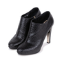 Authentic Second Hand Christian Dior Python Ankle Boots (PSS-549-00005) - Thumbnail 3