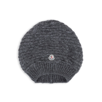 Authentic Pre Owned Moncler Alpaca Long Beanie (PSS-200-01541)