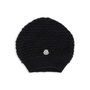 Authentic Second Hand Moncler Black Alpaca Long Beanie (PSS-200-01544) - Thumbnail 0
