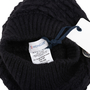 Authentic Second Hand Moncler Black Alpaca Long Beanie (PSS-200-01544) - Thumbnail 3
