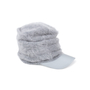 Authentic Pre Owned Emporio Armani Wool Shirred Cap (PSS-200-01548) - Thumbnail 3