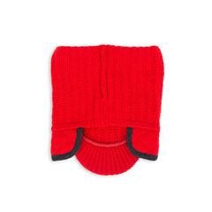 Marni ear flap beanie cap red 2?1543910034
