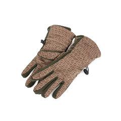Kids Monogram Gloves