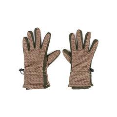 Fendi kids monogram gloves 2?1543910043