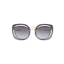 Authentic Pre Owned Miu Miu Cut Out Square Sunglasses (PSS-200-01579) - Thumbnail 0