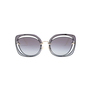 Authentic Pre Owned Miu Miu Cut Out Square Sunglasses (PSS-200-01579) - Thumbnail 6
