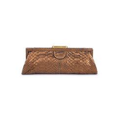 Chloe python frame clutch 2?1543998562
