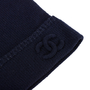 Authentic Second Hand Chanel Beanie and Gloves Set (PSS-200-01574) - Thumbnail 6