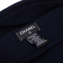 Authentic Second Hand Chanel Beanie and Gloves Set (PSS-200-01574) - Thumbnail 7