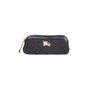 Authentic Pre Owned Burberry Quilted Nylon Coin Purse (PSS-200-01576) - Thumbnail 0