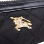 Authentic Pre Owned Burberry Quilted Nylon Coin Purse (PSS-200-01576) - Thumbnail 4