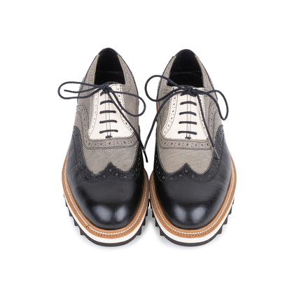 Authentic Pre Owned Diamond Walker Full Wingtip Oxford (PSS-200-01591)