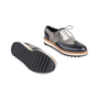 Authentic Pre Owned Diamond Walker Full Wingtip Oxford (PSS-200-01591) - Thumbnail 2