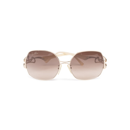 Authentic Second Hand Emilio Pucci Swirl Detail Sunglasses (PSS-200-01587)