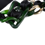 Authentic Pre Owned Marni Chainlink Ribbon Necklace (PSS-200-01572) - Thumbnail 2
