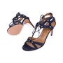 Authentic Pre Owned Aquazzura Bel Air Sandals (PSS-328-00012) - Thumbnail 1