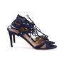 Authentic Pre Owned Aquazzura Bel Air Sandals (PSS-328-00012) - Thumbnail 4