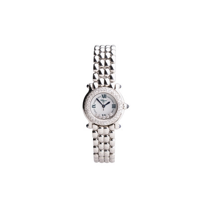 Authentic Second Hand Chopard Happy Sport Diamond Watch (PSS-328-00015)