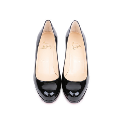 Authentic Second Hand Christian Louboutin Prorata 90 Pumps (PSS-587-00002)