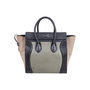 Authentic Pre Owned Céline Mini Luggage Tote (PSS-577-00005) - Thumbnail 2