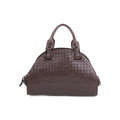 Woven Bowler Bag