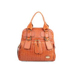 Bay Leather Satchel Bag