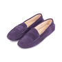 Authentic Second Hand Tod's Suede Gommini Mocassino Flats (PSS-577-00013) - Thumbnail 3