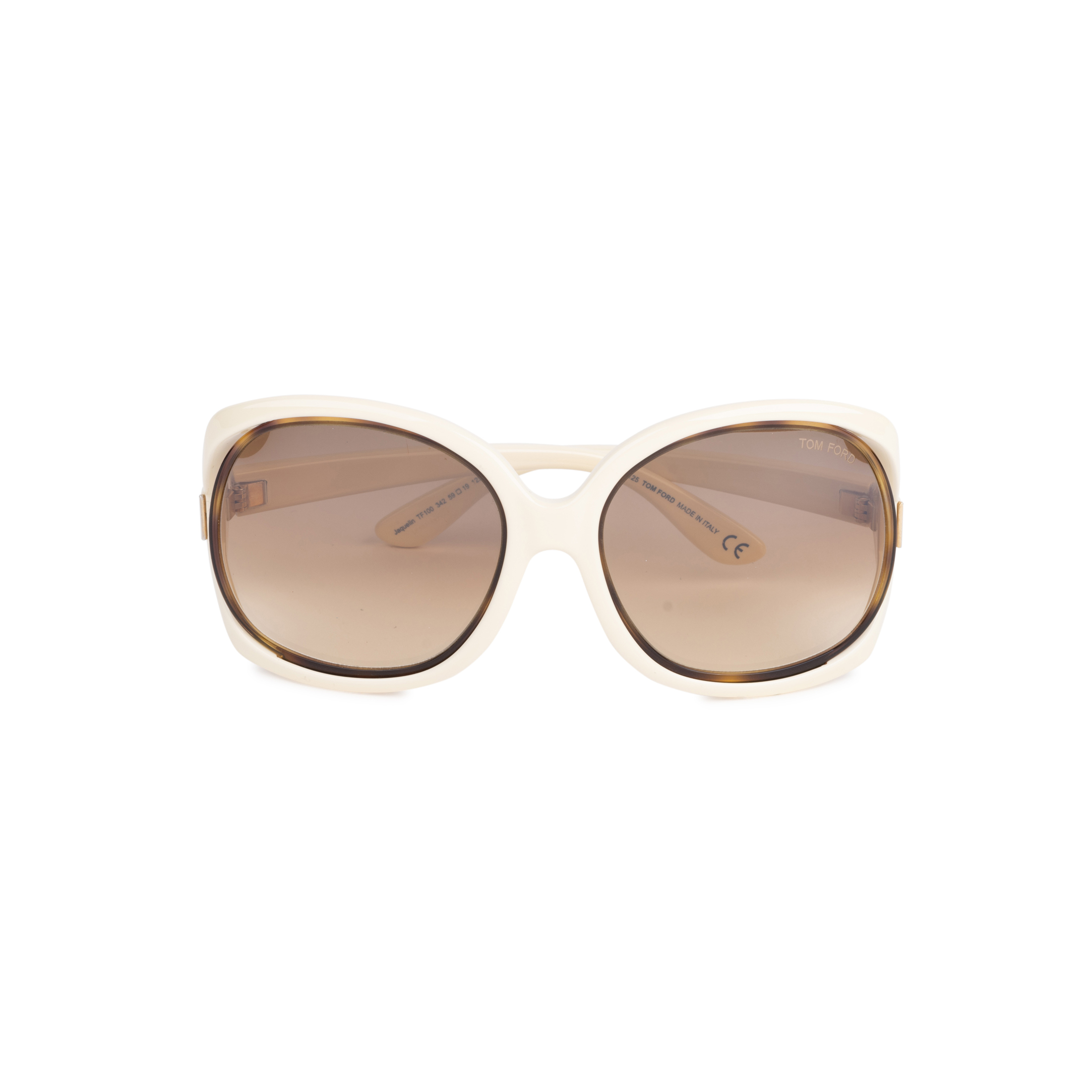 5d65de8cea Authentic Second Hand Tom Ford Jaquelin Sunglasses (PSS-577-00002 ...